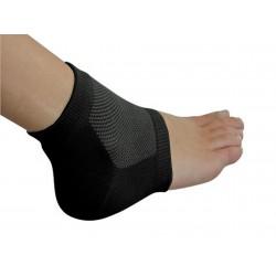 P-ME-40010 Ziwaderm Gel-Schutz-Fersen-Socke dünn